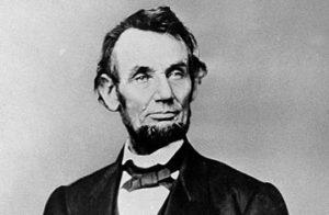 Lincoln - calm leader